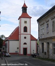 Kirche der Heiligen Vierzehn Nothelfer Abertham